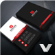 Vertical Business Card - GraphicRiver Item for Sale