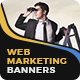 Marketing Campaign Banners
