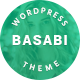 Basabi - Blog WordPress Theme - ThemeForest Item for Sale