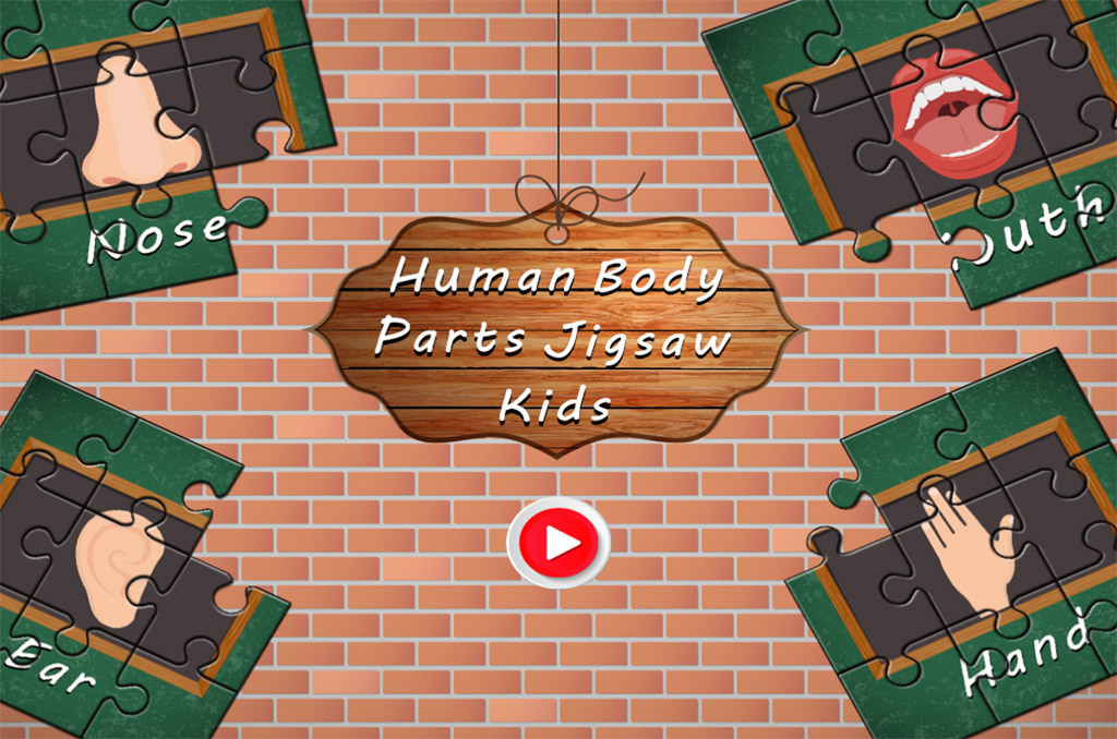 Human Body Parts Kids Learning - IOS - Android by tekinfoway ...