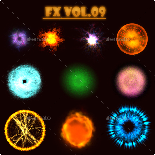 GraphicRiver FX Vol 09 20473460