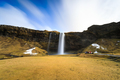 Seljalandsfoss waterfall, southern of Iceland - PhotoDune Item for Sale