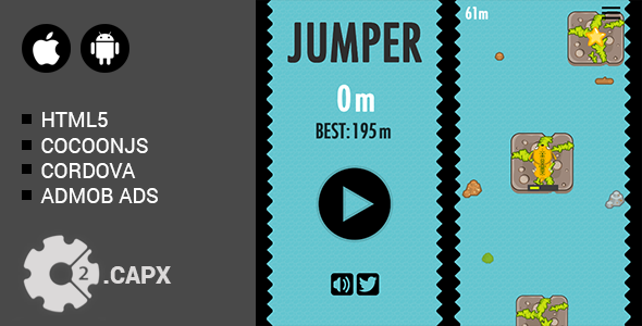 Jumper - CodeCanyon Item for Sale