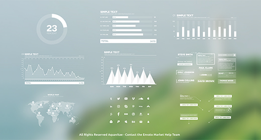Infographic After Effects Templates