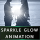 Gif Animated Sparkles Glow - GraphicRiver Item for Sale
