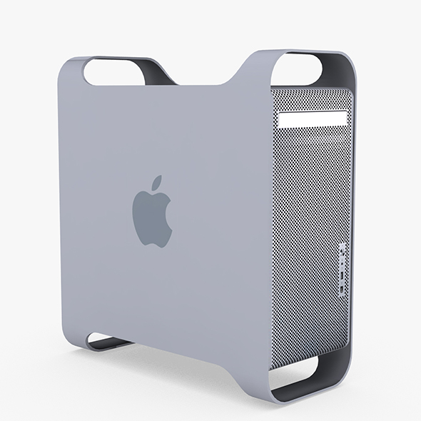 Power Mac G5 - 3DOcean Item for Sale