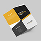 Brochure – Architecture and Construction Bi-Fold DL - GraphicRiver Item for Sale