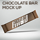 Chocolate Bar Mock-Up
