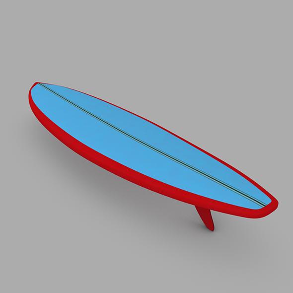 3DOcean Surfboard 04 20474594