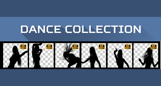 Silhouette Dance Collection