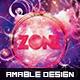 Electro Zone Flyer