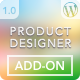Fancy Product Designer Pricing Add-On | WooCommerce/WordPress
