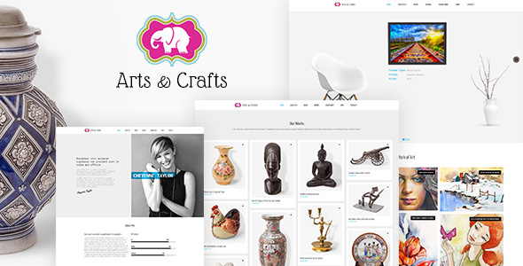 30+ Most Creative WordPress Themes for Artists 2019 4