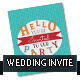 Party Invitation Template - GraphicRiver Item for Sale