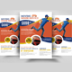 Moving House Service Flyer Templates