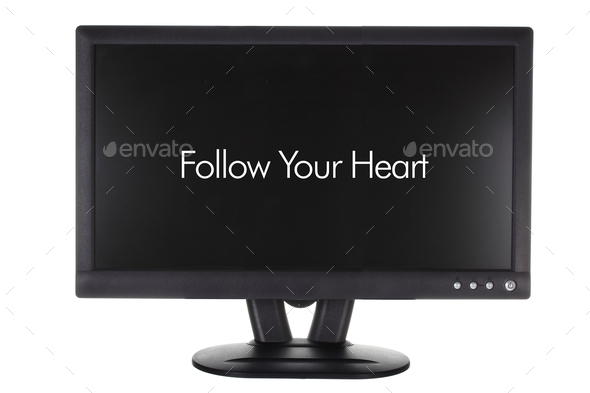 Monitor with Inspiration