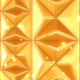 Abstract Golden Corridor