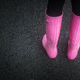 Pink Rubber Boots - PhotoDune Item for Sale