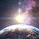 Sunrise On Earth Orbit - VideoHive Item for Sale