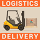Web Store Logistics & Delivery Service - VideoHive Item for Sale