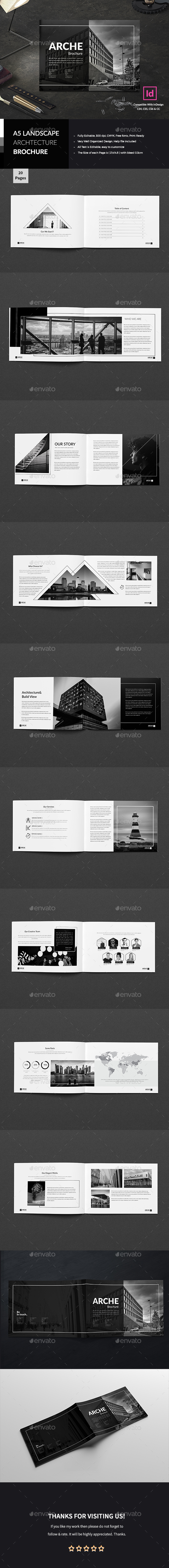 Light Architecture Brochure - Corporate Brochures