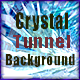 Crystal Tunnel Background - VideoHive Item for Sale