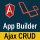 App Builder - Angular CRUD+Users,Roles,Permission +Files Manager