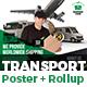 Delivery & Transport Services Signage