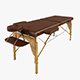 Massage Table - 3DOcean Item for Sale