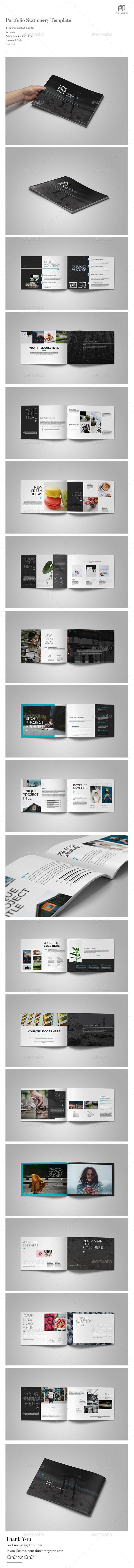Modern Brochure - Portfolio Brochures