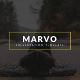 Marvo Presentation Template - GraphicRiver Item for Sale