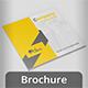 Bi-fold Square Brochure