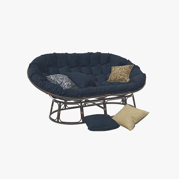 Mamasan Oliva Chair