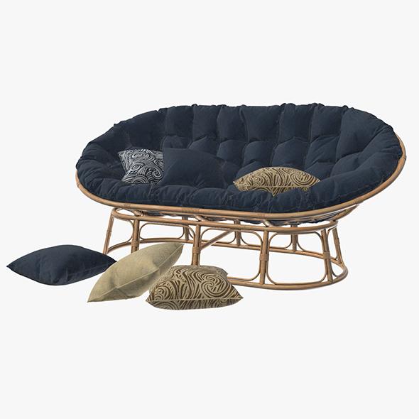 Mamasan Oliva Chair 02