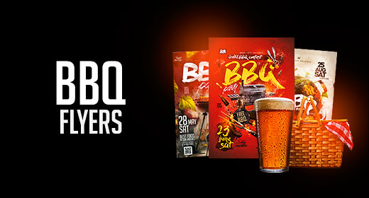 BBQ Flyers