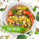 Vegetarian Food Menu - VideoHive Item for Sale