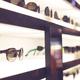 sunglasses on light shelves - PhotoDune Item for Sale