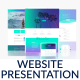 Website Presentation Pack