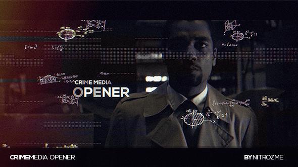 Crime Media Opener