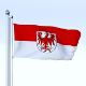 Animated Brandenburg German State Flag - 3DOcean Item for Sale