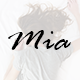 MIA - Blog PSD Template