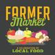 Farmer Food Market Flyer - GraphicRiver Item for Sale