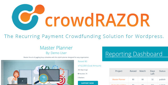 crowdRAZOR - CodeCanyon Item for Sale