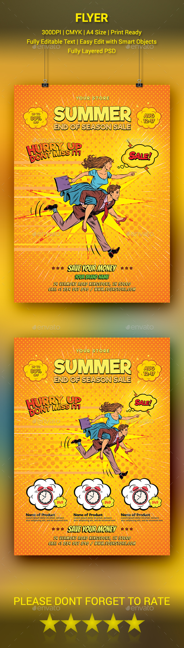 GraphicRiver Sale Flyer 20479505