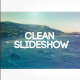 Clean Slideshow