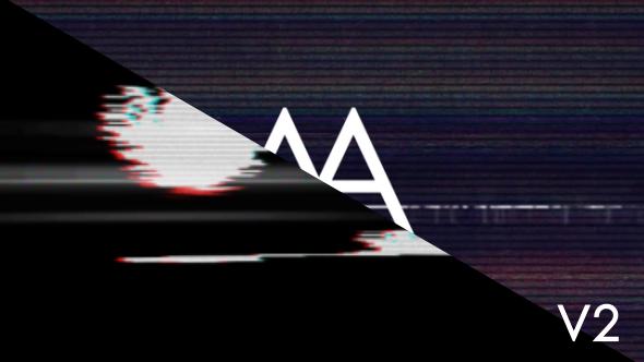 Glitch Logo v2