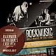 Rock Music Flyer / Poster