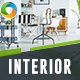 Interior Banners - GraphicRiver Item for Sale