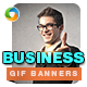 Business Animated GIF Banners - GraphicRiver Item for Sale