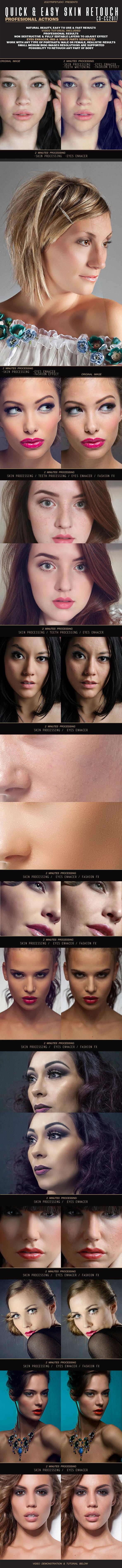 Easy Skin Retouch
